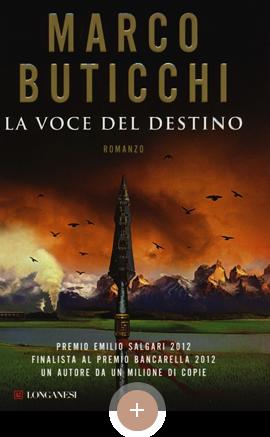 copertina La voce del destino