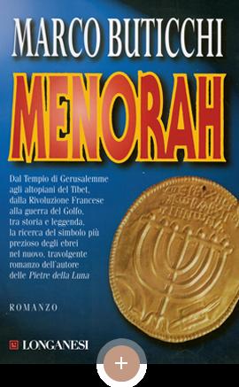 copertina Menorah