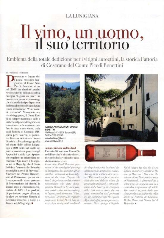 I Grandi Vini - Maggio 2009