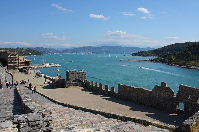 Portovenere and the surroundings, Liguria, the park - how to