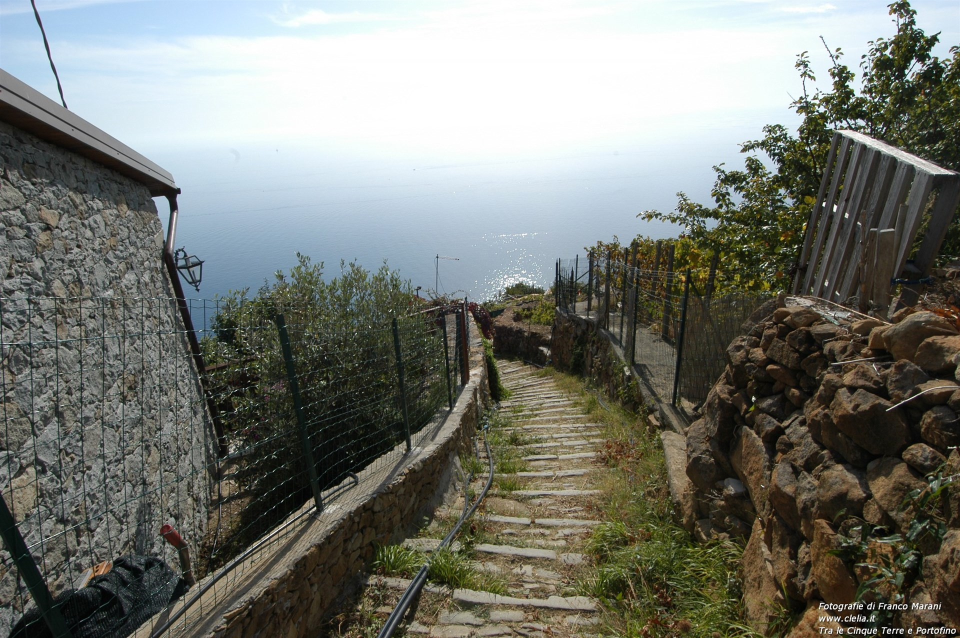 Fall 2017: hiking in the national park in Riviera di Levante