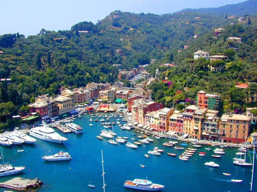 Parco di Portofino: da Santa Margherita a Camogli