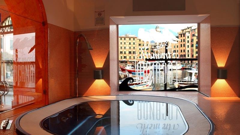 Camera e SPA a Camogli - Offerta speciale