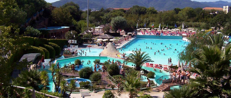piscine e aree relax