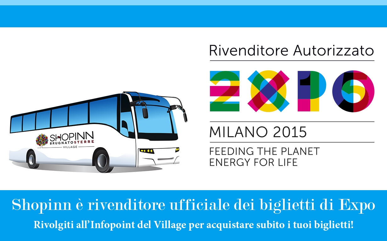 Shopinn per Expo 2015