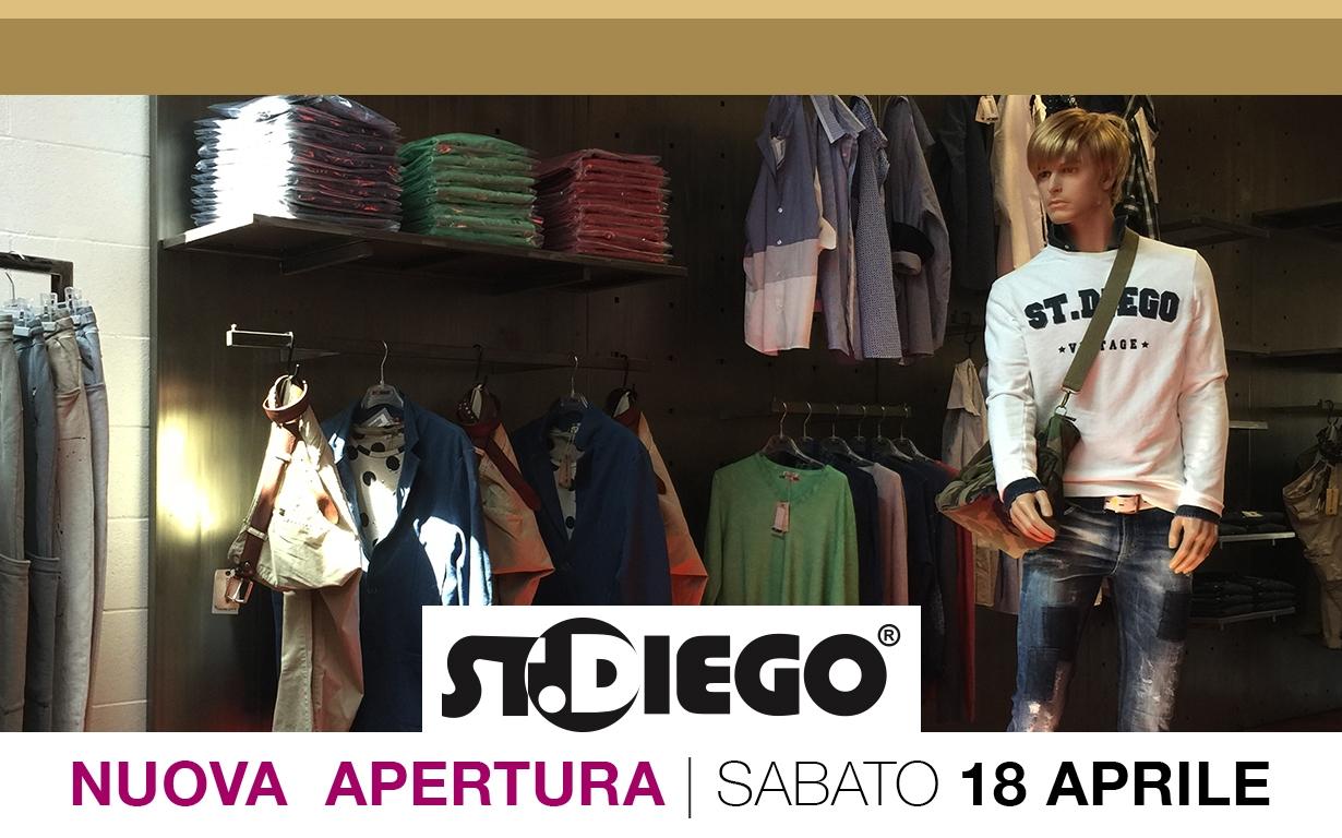 St. Diego inaugura a Shopinn