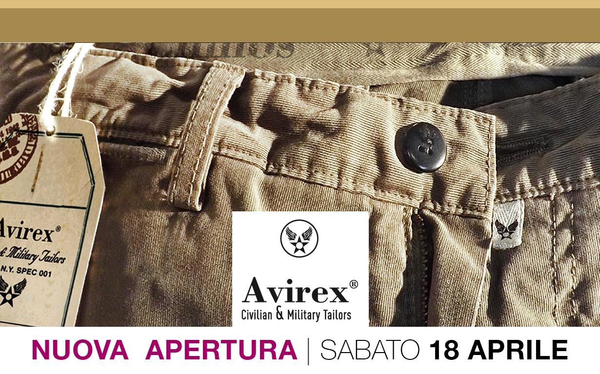 Avirex inaugura a Shopinn