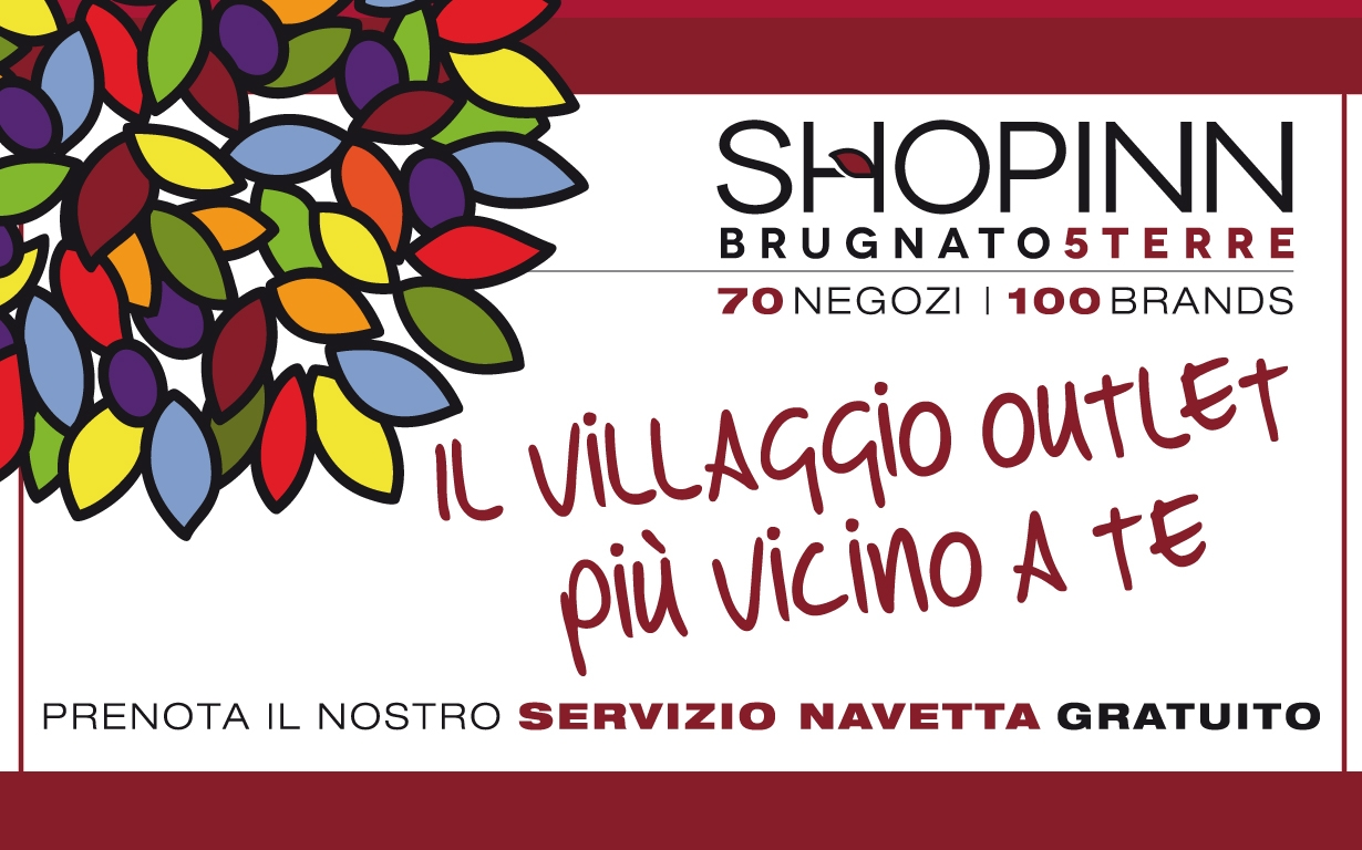 Shopinn Outlet - Brugnato 5Terre