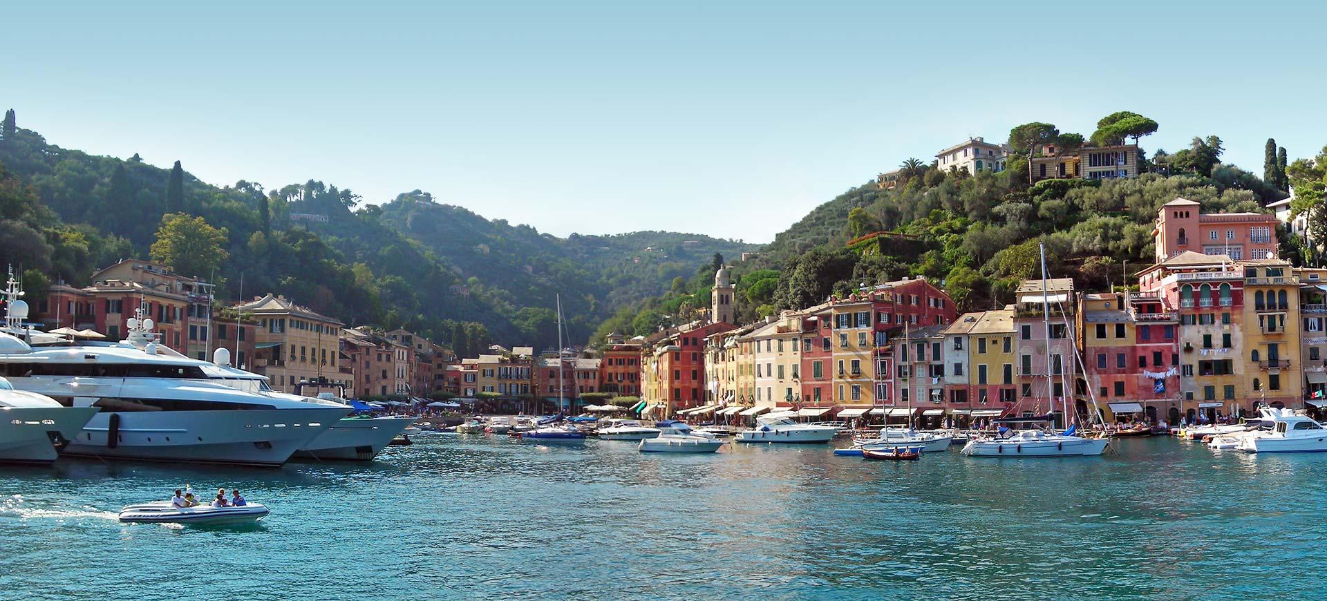 Portofino et Golfo del Tigullio