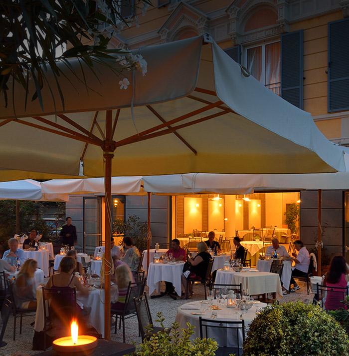 Restaurant Grand Hotel Arenzano