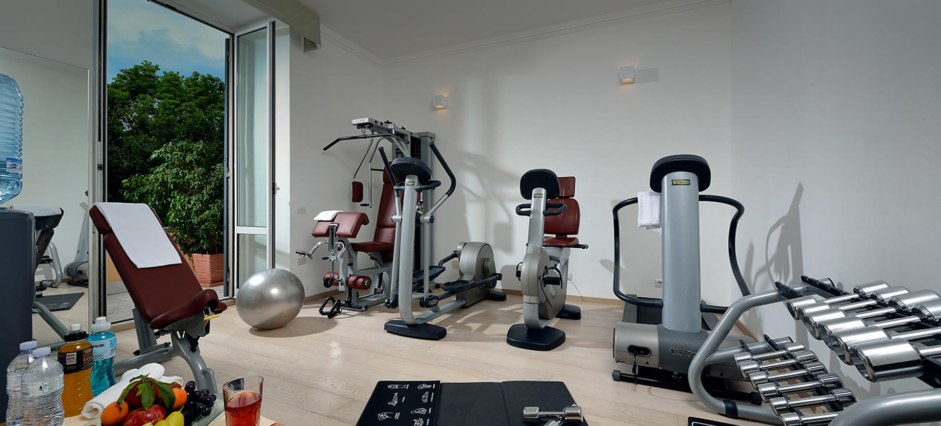 Gym Grand Hotel Arenzano