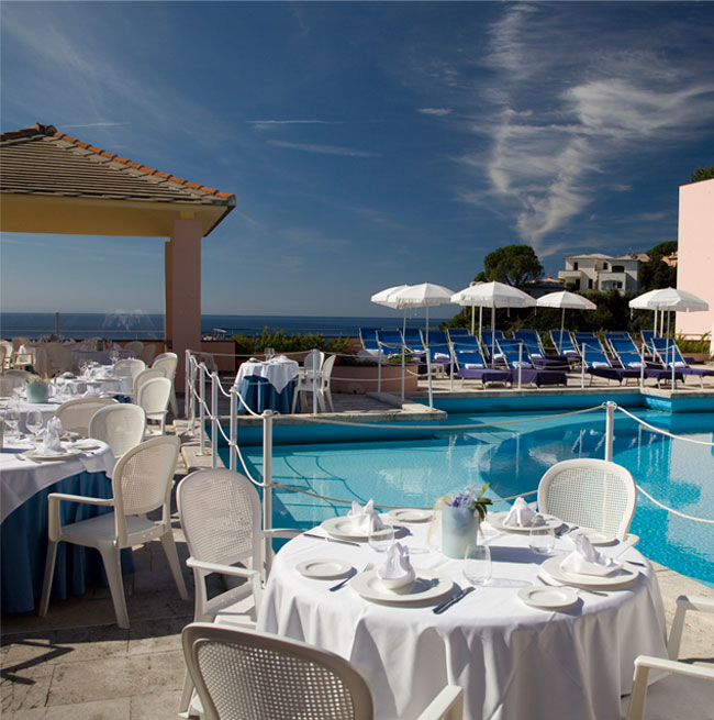 Hotel Arenzano events