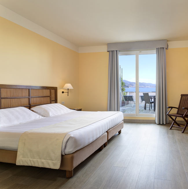 Classic rooms with balcony - Hotel Arenzano