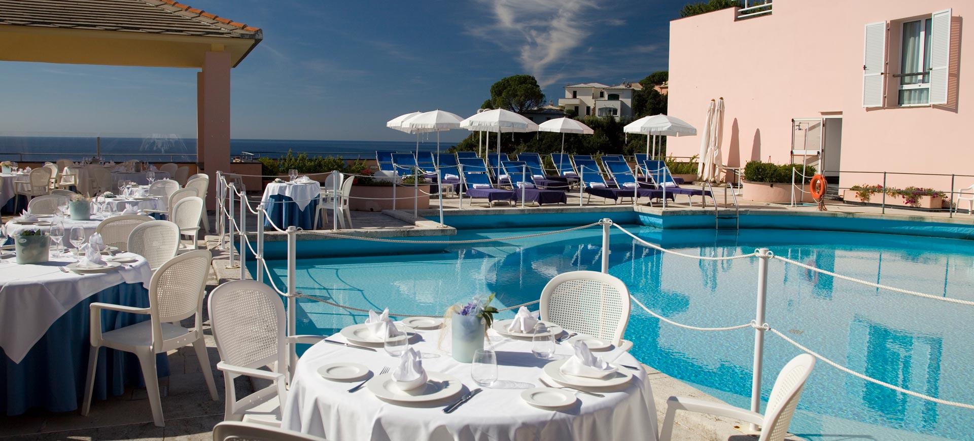 Hochzeitsbankette Restaurant Arenzano - Genova