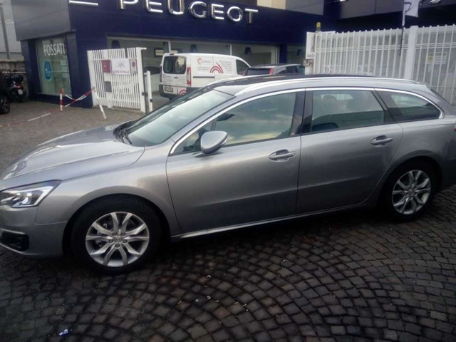 Peugeot 508 BlueHDi 120 EAT6 S&S Business