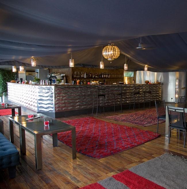 Comptoir du Grand-Lounge Bar Marajà