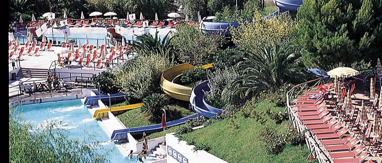 scivoli e piscine
