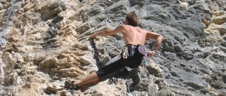 arrampicare a Castelbianco