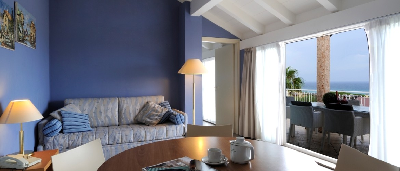 livingroom seaview penthouse