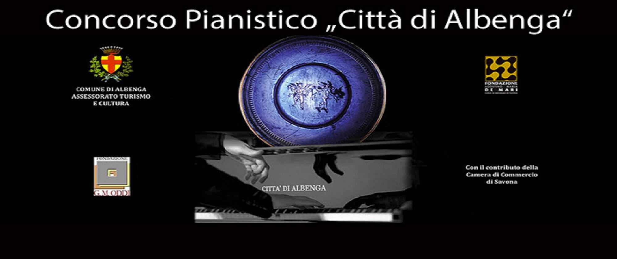 30° Concorso pianistico città di Albenga