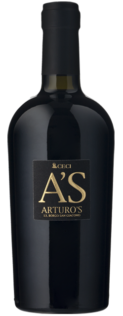 A'S rosso I.G.T. - Cantine Ceci