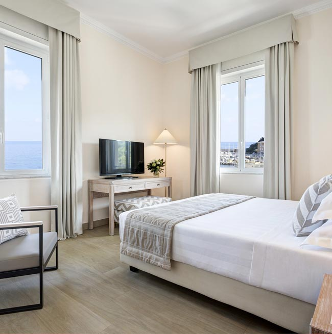 Suite of the Grand Hotel Arenzano