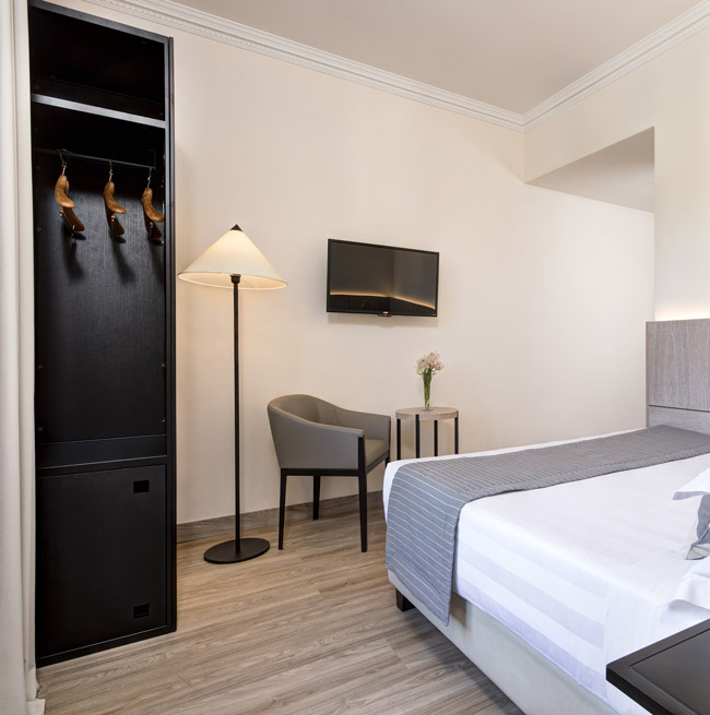 Camera Superior Singola del Grand Hotel Arenzano
