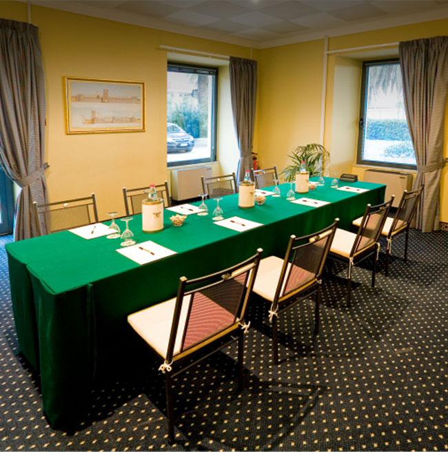 Brignone-Saal - Treffen Arenzano