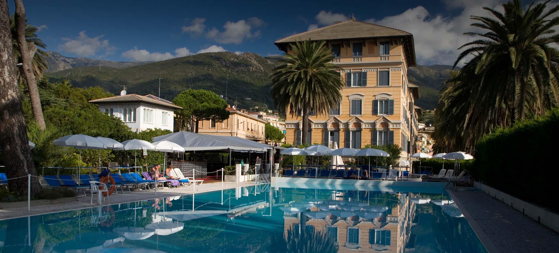 Piscina Grand Hotel Arenzano