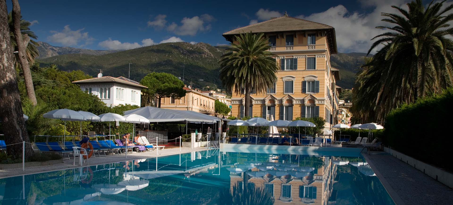 Piscine Grand Hotel Arenzano