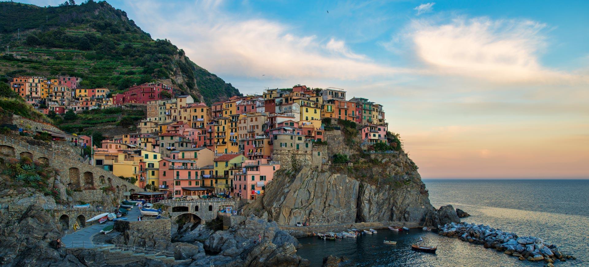 Portofino and Cinque Terre