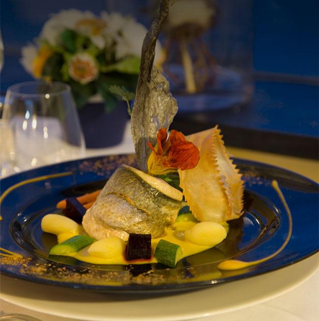 Restaurant Hotel Punta San Martino