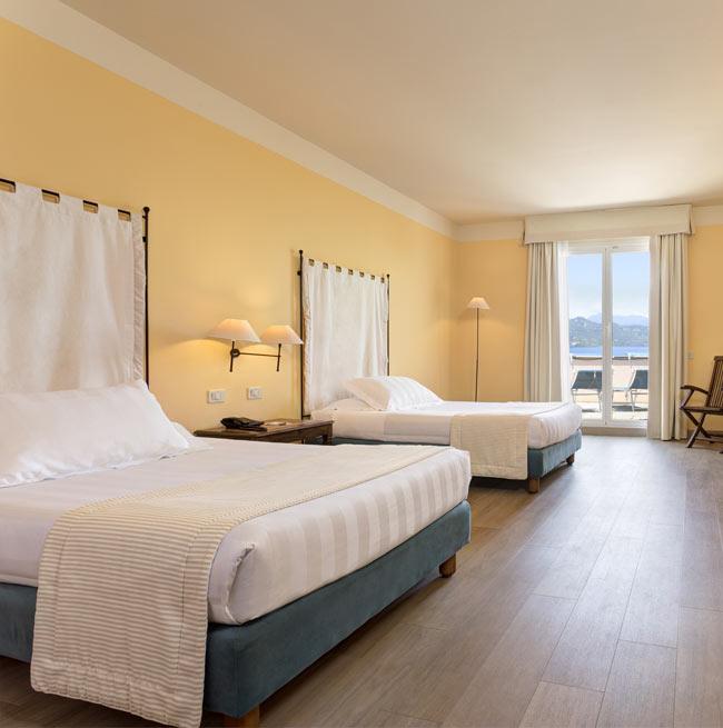 Classic Twin with balcony - Hotel Arenzano