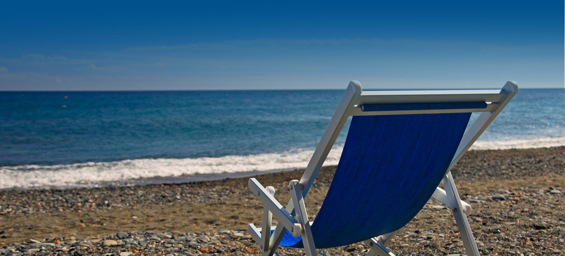 Arenzano Beach